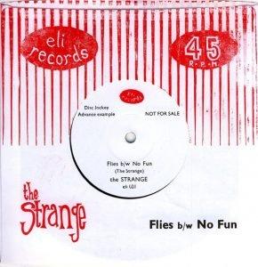 The Strange - Flies single