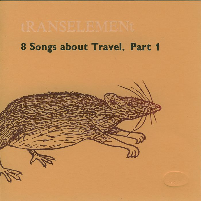 tRANSELEMENt - 8 songs about travel EP