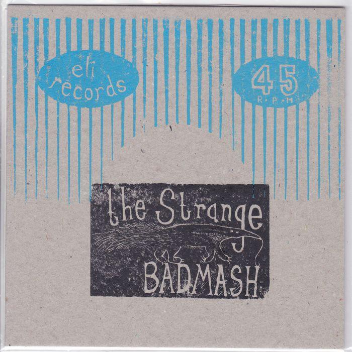 The Strange - Sleep CD album